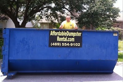 dumpster rental in dallas texas