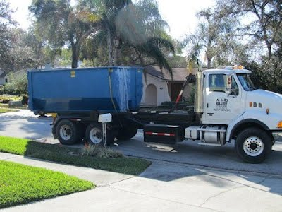 dumpster truck rental in dallas texas