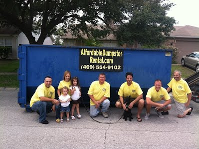 rent a roll off dumpster dallas ft worth